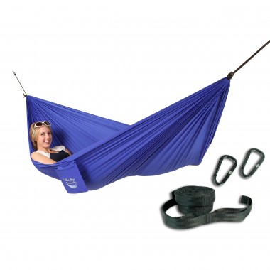 Blue Sky Outdoor Single Ultralight Hammock with FREE Hammock Straps
