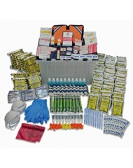 Ready America 10 Person 3 Day Ready America Kit 12-Gal Tote